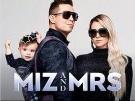 WWE Miz Mrs