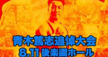 Atsushi Aoki Memorial Convention