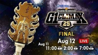 NJPW G1 Climax 29 12 08 2019 Final
