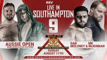 RPW 2019 08 11 Live In Southampton 9