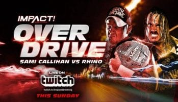 Impact Wrestling Over Drive