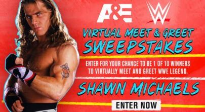 A E Biography Shawn Michaels
