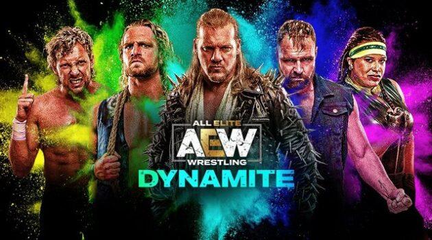 AEW Dynamite 2021