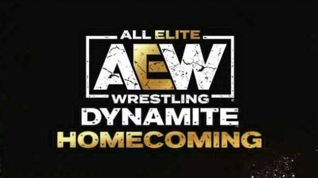 AEW Dynamite Homecoming 2021