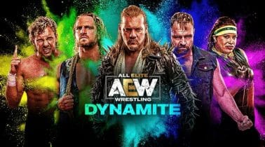Watch Wrestling AEW Dynamite Live
