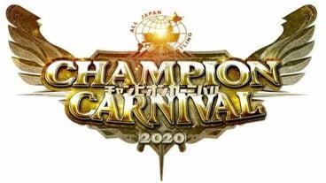 AJPW Champion Carnival Final 2020