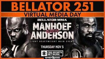 Bellator 251 Manhoef vs Anderson