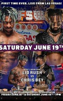 Future Stars of Wrestling Anniversary Night 2