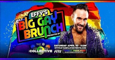 GCW Effys Big Gay Brunch 2