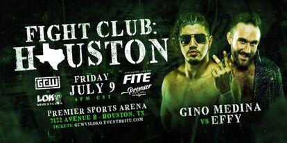 GCW Fight Club Houston
