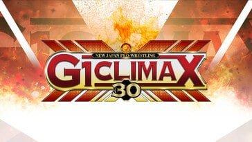 NJPW English G1 Climax 30 Day 16