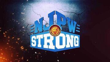 NJPW Strong