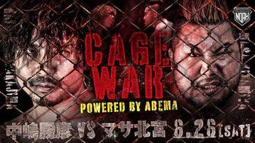 NOAH Cage War 2021