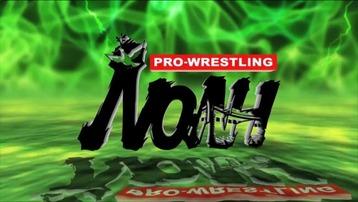 NOAH wrestling