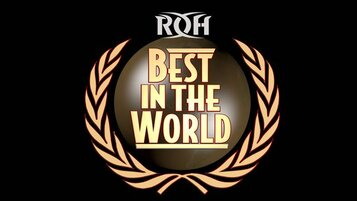 ROH Best in the World PPV 2021