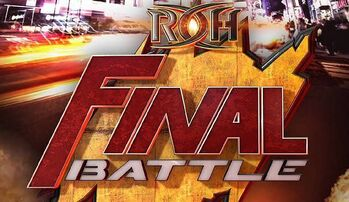 ROH Final Battle 2020
