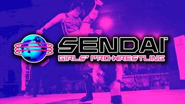 Sendai Girls pro wrestling