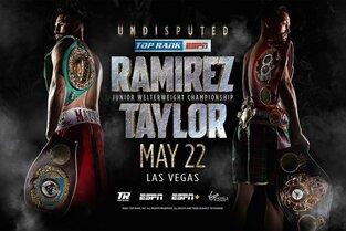 Top Rank Ramirez vs Taylor