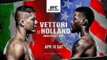 UFC Fight Night on ABC 2