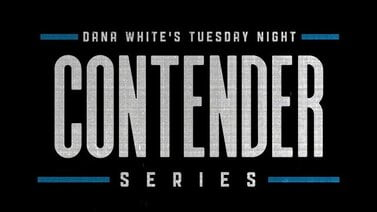 UFC Tuesday Night Contender Series