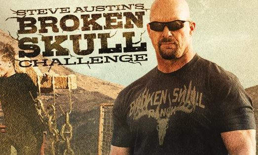 WWE Steve Austins Broken Skull