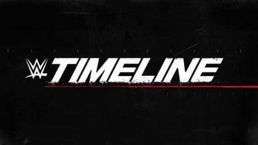 WWE Timeline