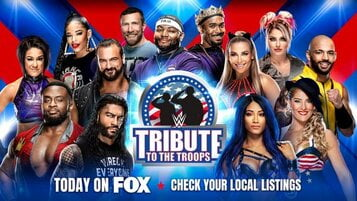 Watch WWE Tribute To The Troops 2020