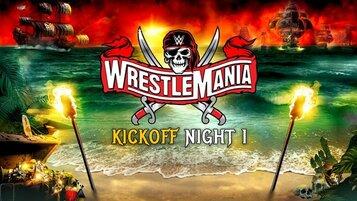 WWE WrestleMania 37 Kickoff