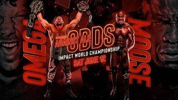 iMPACT Wrestling Against All Odds 2021